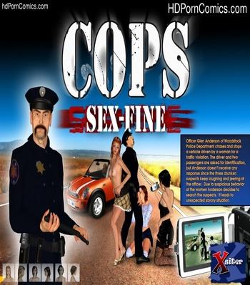 Porn Comics - Cops – Sex-Fine Sex Comic