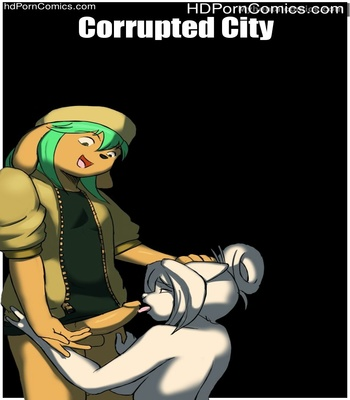 Porn Comics - Corrupted City Sex Comic