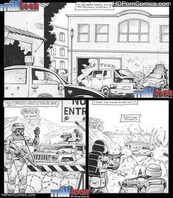 Porn Comics - Countains Virus Zombies free Porn Comic