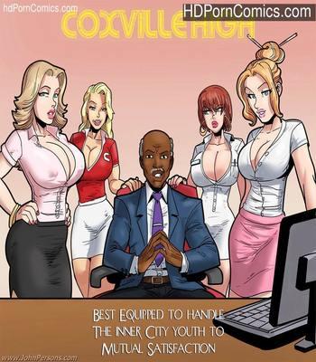 Porn Comics - Coxvillehigh – Porncomics free Porn Comic