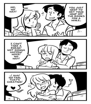 Cram Session Sex Comic sex 4