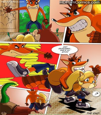 Crash Bandicoot – Coco the Slave free Porn Comic