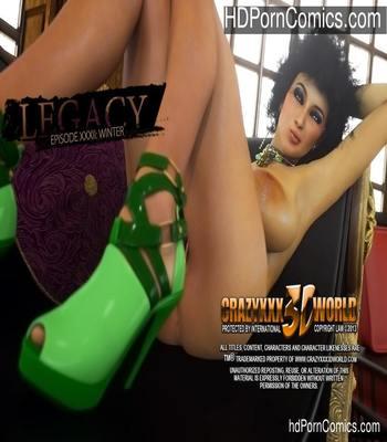 Porn Comics - Crazyxxx World- Legacy 32 free Porn Comic
