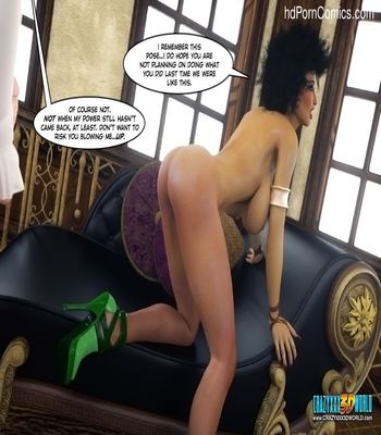 Crazyxxx World- Legacy 3223 free sex comic