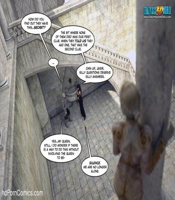 Crazyxxx World- Legacy 328 free sex comic