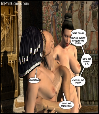 Crazyxxx3dworld-The Pharaohs Wife 210 free sex comic