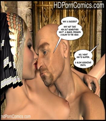 Crazyxxx3dworld-The Pharaohs Wife 211 free sex comic
