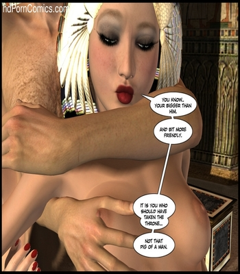 Crazyxxx3dworld-The Pharaohs Wife 213 free sex comic