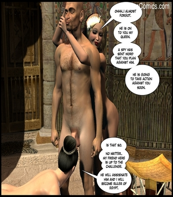 Crazyxxx3dworld-The Pharaohs Wife 214 free sex comic