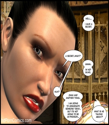Crazyxxx3dworld-The Pharaohs Wife 232 free sex comic