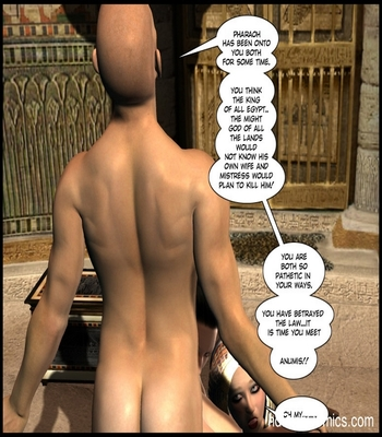 Crazyxxx3dworld-The Pharaohs Wife 233 free sex comic