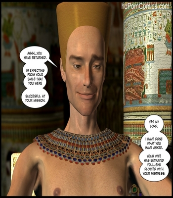 Crazyxxx3dworld-The Pharaohs Wife 234 free sex comic