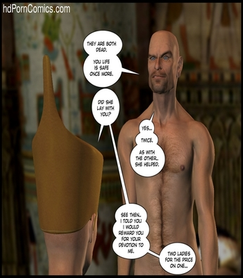 Crazyxxx3dworld-The Pharaohs Wife 235 free sex comic