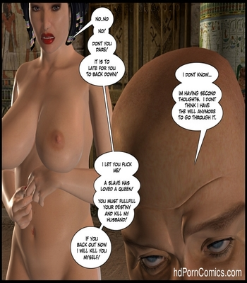 Crazyxxx3dworld-The Pharaohs Wife 24 free sex comic