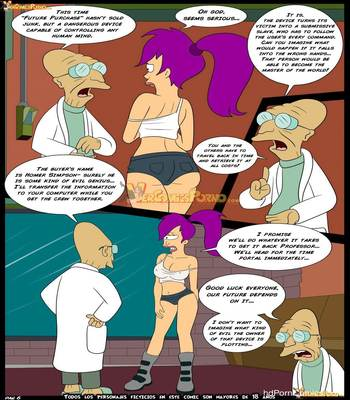 Croc Simpso-rama – Future Purchase7 free sex comic