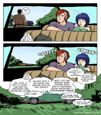 Cruise Control 2 – Welcome To Georgia, Famous For It's Peaches Sex Comic sex 12