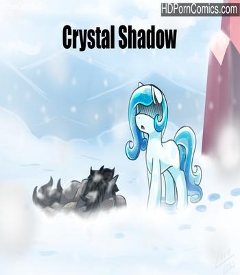 Porn Comics - Crystal Shadow Sex Comic