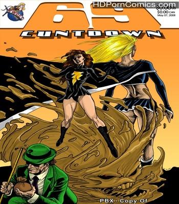Porn Comics - Cuntdown Sex Comic