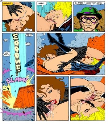 Cuntdown Sex Comic sex 16