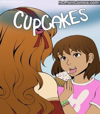 Porn Comics - Cupcakes Sex Comic