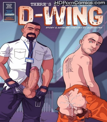 Porn Comics - D-Wing Sex Comic