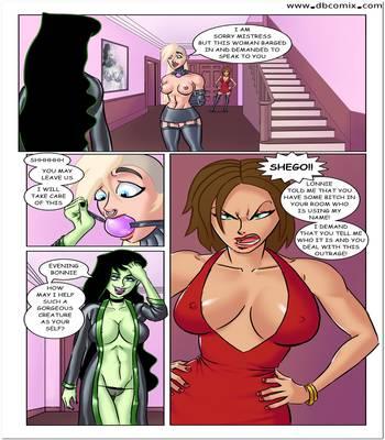 DBComix- Impossibly Obscene 23 free sex comic