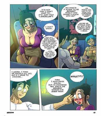 DBZ Extra Milk20 free sex comic