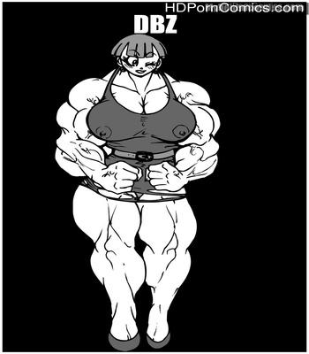 Porn Comics - DBZ Sex Comic