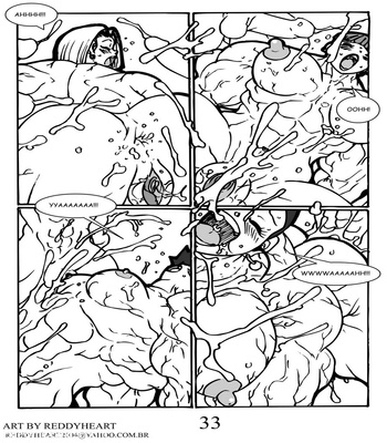 DBZ Sex Comic sex 33
