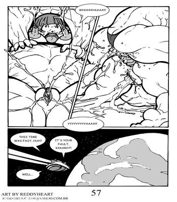 DBZ Sex Comic sex 57