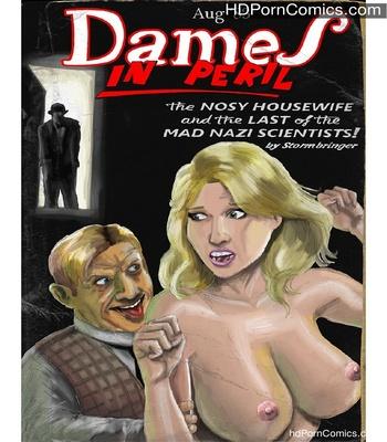 Porn Comics - Dames In Peril Sex Comic