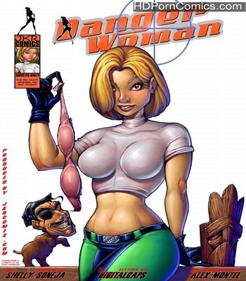 Porn Comics - Danger Woman Sex Comic
