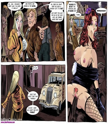 Daphne Dare - Porncomics6 free sex comic