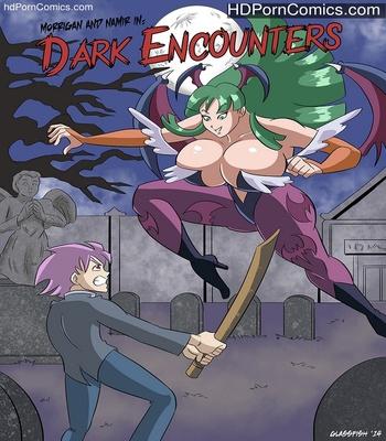 Porn Comics - Dark Encounters Sex Comic