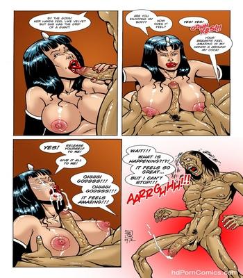 Dark Gods 1 - The Summoning 14 free sex comic