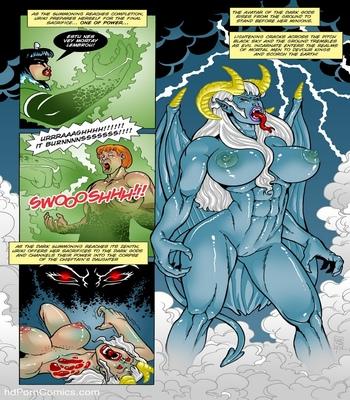Dark Gods 1 - The Summoning 15 free sex comic