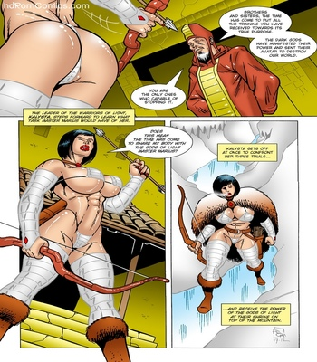 Dark Gods 1 - The Summoning 17 free sex comic
