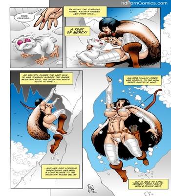 Dark Gods 1 - The Summoning 18 free sex comic