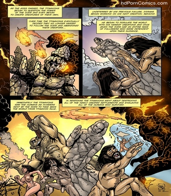 Dark Gods 1 - The Summoning 2 free sex comic