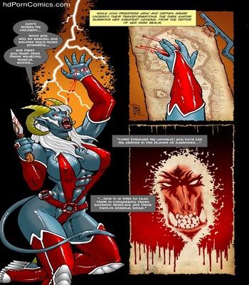 Dark Gods 1 - The Summoning 23 free sex comic