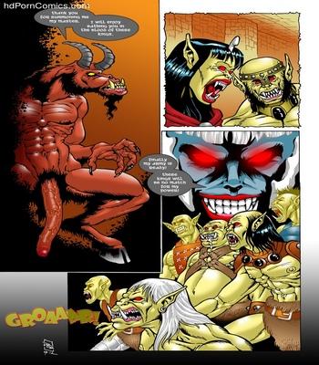 Dark Gods 1 - The Summoning 24 free sex comic
