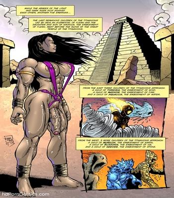 Dark Gods 1 - The Summoning 25 free sex comic