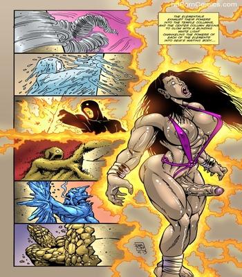 Dark Gods 1 - The Summoning 27 free sex comic