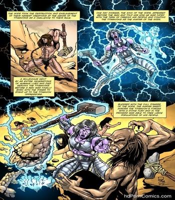 Dark Gods 1 - The Summoning 3 free sex comic