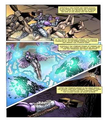 Dark Gods 1 - The Summoning 4 free sex comic
