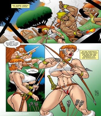 Dark Gods 1 - The Summoning 7 free sex comic