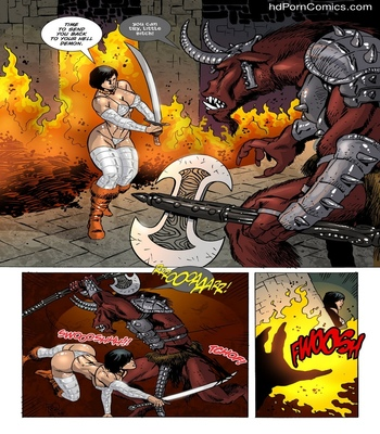 Dark Gods 2 – The Channeling comic porn sex 14
