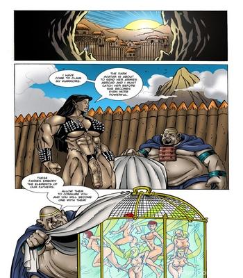 Dark Gods 2 – The Channeling comic porn sex 18