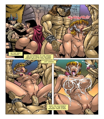 Dark Gods 2 – The Channeling comic porn sex 3