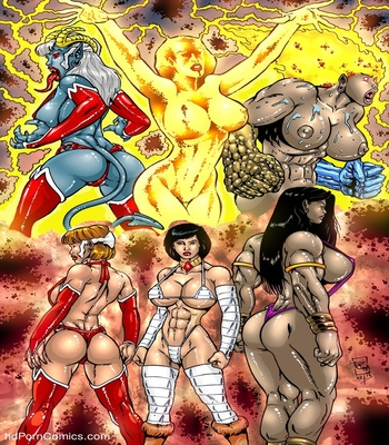 Dark Gods 2 – The Channeling comic porn sex 33